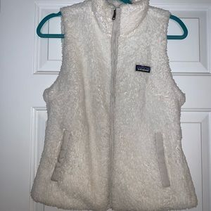 Patagonia fur vest
